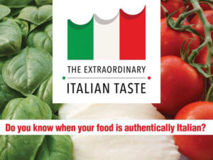 The Extraordinary Italian Taste a Porto