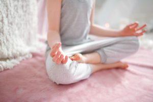 lezione di yoga a nettuno