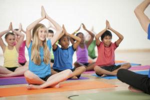 Yoga per bambini: una disciplina formativa per la crescita armoniosa e consapevole del bambino